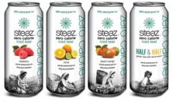 Steaz® Launches Zero Calorie Flavors of Industry Leading Iced Teaz