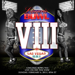 Skin Care for Athletes Lathers at Lingerie Bowl VIII