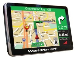 New WorldNav Truck GPS Communicator Models Released: Offering High Definition Touch Screens, Traffic Alerts, and Tire Pressure Monitoring