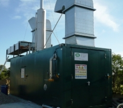 High Tech Cogeneration Plant Saving 150 Jobs and Significantly Lowering Energy Costs by 25 to 30%