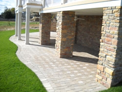Rinox Products Help to Transform a Standard Waterfront Property Into the Beach Home of the Owners' Dreams