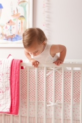 Auggie Brings Modern, Chic Design to Bedding for Babies and Kids