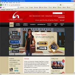 Gadsden State Community College Website Recognized with Best of Show ADDY® Award