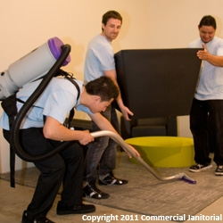 Commercial Janitorial Announces Expanded Focus on the Santa Barbara Office Cleaning Market
