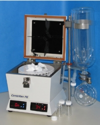 Centrifan™ PE Personal Evaporator Uses Vacuum-Free, Closed System Drying to Contain Radioactive Compounds -  to be Introduced at Pittcon 2011