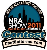 ChefUniforms.com to Hold Its First Ever Contest for an All-Expense Paid Trip to the 2011 National Restaurant Association Show
