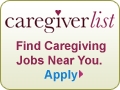 Caregiverlist.com's New Service Connects Senior Caregivers with Professional Caregiving Jobs as the Nation's Only Career Center for Professional Caregivers
