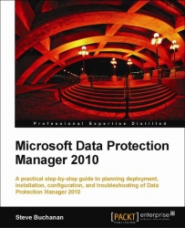 Microsoft Data Protection Manager 2010 Book Set to Release April 2011