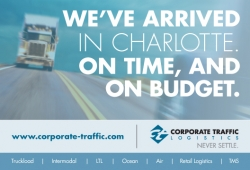 Corporate Traffic Opens New Office in Charlotte, N.C. to Service Burgeoning Business in the Region