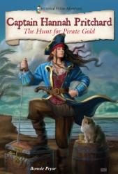 Enslow Publishers Inc., Announces the Release of the Final Book in the Hannah Pritchard Pirate Trilogy