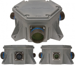 Protokraft Introduces Titan M28876 Ethernet Optical Media Converters