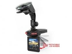 HD Plug & Play Mobile Video Surveillance Camera for School Bus Operators - Buddy NightOwl
