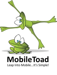 North Carolina Company Launches MobileToad.com:  Do-It-Yourself Mobile Website Design Service