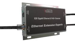 Ethernet Extension Experts Raises the Standards for the World's Only PoE Gigabit Ethernet Extender