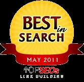 Orlando Interactive Agency Xcellimark One of the Top 30 Link Building Firms for May 2011