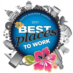 Austin Business Journal Names ProfitFuel and Outrank as One of the Best Places to Work 2011