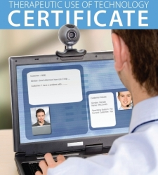 Technology in Therapy Certificate Programmes - from Email to Avatars