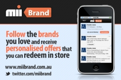 """MiiBrand Website and iPhone App Named in """"SMART 100"""" Index"""