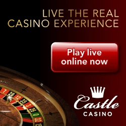 Online Live Casino CastleCasino.com Launches Six New Games
