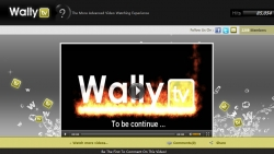 Wally.tv Launches Pre-Beta Teaser Site