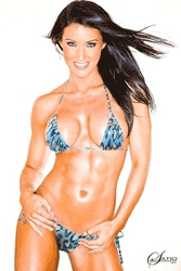 Fitness/Swimsuit Model & Former NFL Cheerleader Samantha Baker Signs Large Spokesmodel Contract