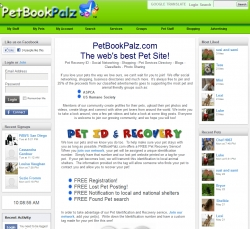 Launch: PetBookPalz Launches Amazing New Website for Pet Lovers