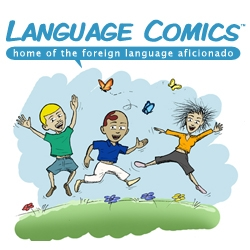LanguageComics.com, Short Stories for French and Spanish Learners
