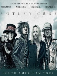 Motley Crue Completes Successful South American Tour