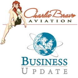 Charlie Bravo Aviation to be Featured on Upcoming Episode of DMG Productions' Business Update TV Series
