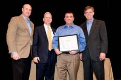 NEWPRO Receives 2011 National Replacement Contractor Service Excellence Award