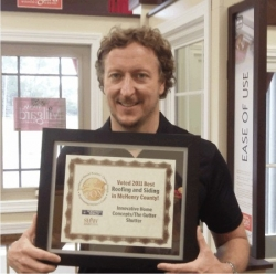Innovative Home Concepts, Inc. is Voted Best Roofing and Siding Contractor in Mchenry County