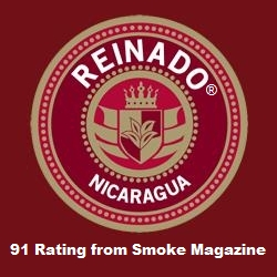 REINADO® Receives a 91 Rating from Smoke Magazine and Introduces Two New Sizes at the 79th Annual IPCPR Convention and International Trade Show