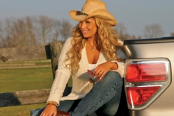 Country Artist Lisa Matassa to Perform at Four Country Format Radio Stations in Idaho, Montana and Washington State