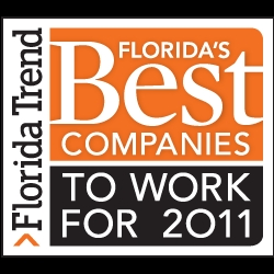 Bit-Wizards Named to Top 100 Best Companies to Work for in Florida Second Year in a Row