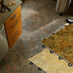 ModuTile USA Manufacturer Introduces Affordable Interlocking Basement Flooring