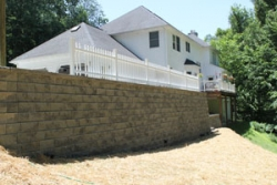 Rinox Products Replace Faulty Wall; Give Homeowners a Sigh of Relief
