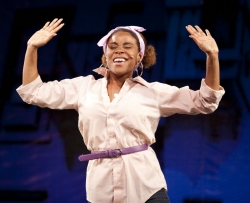 UF Grad LadyBroadway Ends Her First Long Run Show as the