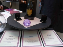 Genesis Rare Diamonds Announces Winners of 50+ Show Natural Colour Diamond Giveaway