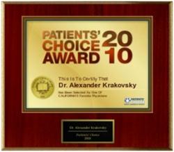 Dr. Krakovsky Does It Again