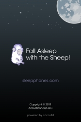 New Free iPhone App Relieves Insomnia and Dulls Snoring