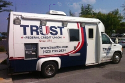 Trust Federal CU Partners with CashTrans to Offer ATM Services Through Its Mobile Branch