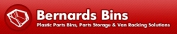 Bernards Bins' Garage Shelves Fully Maximise a Garage's Potential