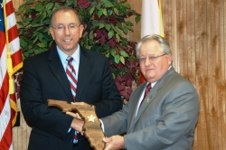 Florida State Representative William Snyder Receives Florida Sheriffs Association Legislative Leadership Award Honoring His Role in Protecting the Citizens of Florida