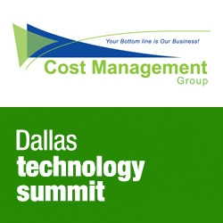 Cost Management Group to Host the Dallas Technology Summit
