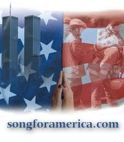 911 Memorial Song: 911 Tenth Anniversary Commemorated in Twin Towers (Song for America)