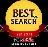 TopSEOs Identifies Orlando Interactive Digital Agency Xcellimark as One of the Top 30 Search Engine Optimization Link Building Firms for the Month of September 2011