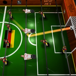 Stinger Foosball League Released for iOS - Redefine the Foosball App