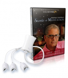 Wild Divine Announces Release of Deepak Chopra's Secrets of Meditation