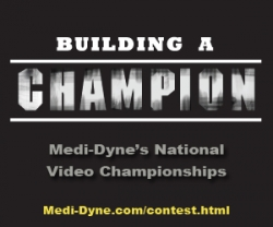 Video Contest Awards Cash Donations to Offset Schools' Athletic Training Department Budget Cuts