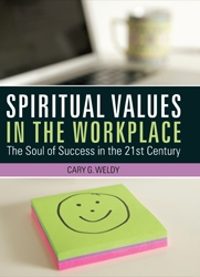 Designer & TV Personality Cary Weldy Launches New Book: Spiritual Values In The Workplace